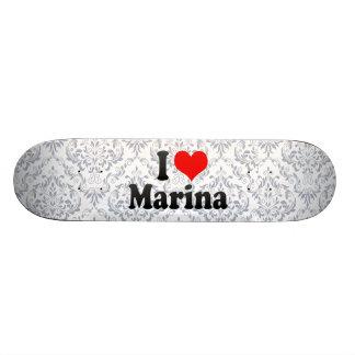 I love Marina Skateboard Deck