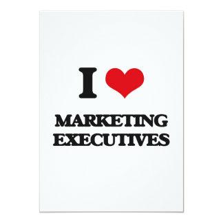 I love Marketing Executives Card