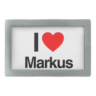 I love markus belt buckle