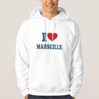 I Love Marseille Hoodie