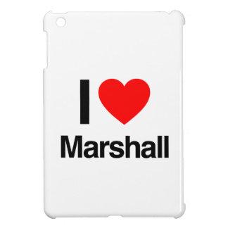 i love marshall iPad mini cover