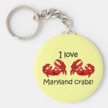 I love maryland crabs!