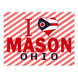 I love Mason Ohio Post Cards