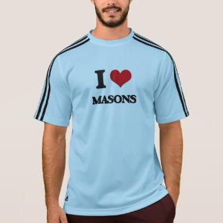 I Love Masons Tshirts