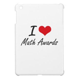 I Love Math Awards Case For The iPad Mini