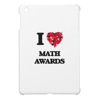 I Love Math Awards Cover For The iPad Mini