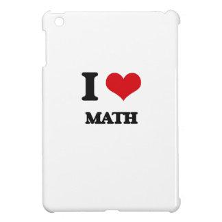 I Love Math iPad Mini Cover
