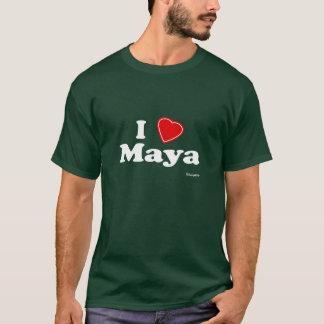 I Love Maya T-Shirt