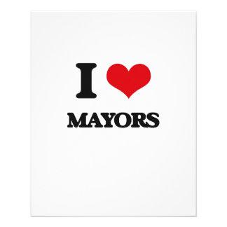 I love Mayors Flyers