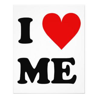 I Love Me Heart Flyer