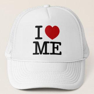 I Love Me Heart Me self esteem confidence dignity Trucker Hat