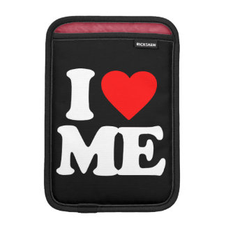 I LOVE ME iPad MINI SLEEVE