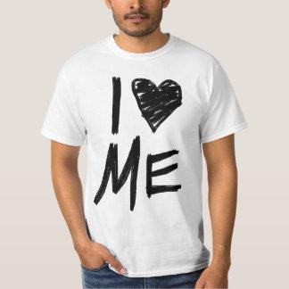 I Love Me, Scribbled Heart T-Shirt