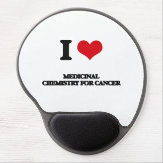 I Love Medicinal Chemistry For Cancer Gel Mouse Pad