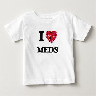 I Love Meds T Shirts