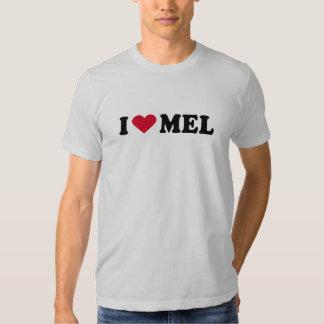 I LOVE MEL TEES