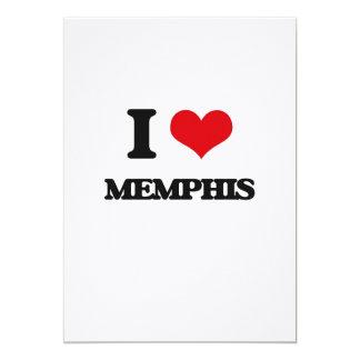 I love Memphis Invitations