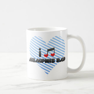 I Love Memphis Rap Coffee Mug