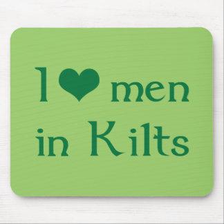 I love men in Kilts Mouse Pad