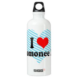 I Love Menomonee Falls, United States SIGG Traveller 0.6L Water Bottle