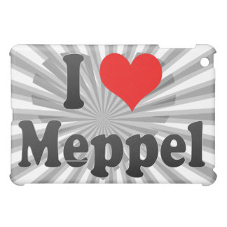 I Love Meppel, Netherlands Cover For The iPad Mini