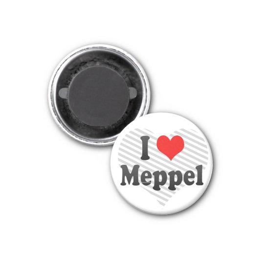 I Love Meppel, Netherlands Magnet