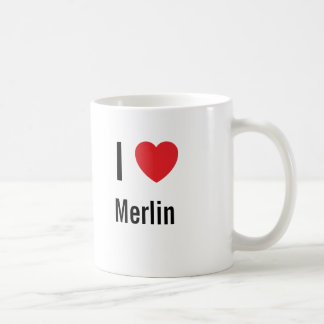 I love Merlin Coffee Mug