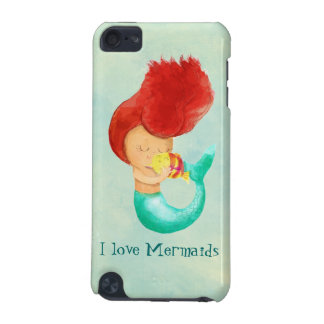 I love Mermaids iPod Touch 5G Cover