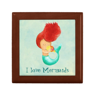 I love Mermaids Gift Box