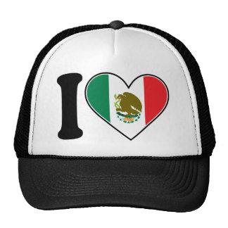 I Love Mexico Hat
