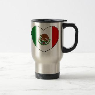 I LOVE MEXICO CANECAS