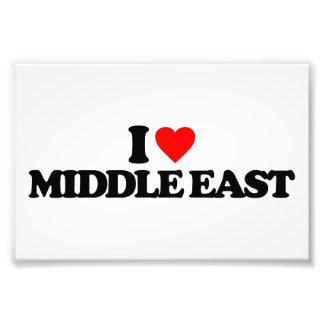 I LOVE MIDDLE EAST PHOTO