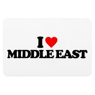 I LOVE MIDDLE EAST MAGNETS