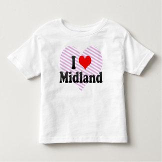 I Love Midland, United States Tshirts