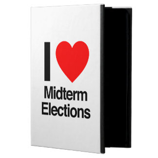 i love midterm elections iPad air cases