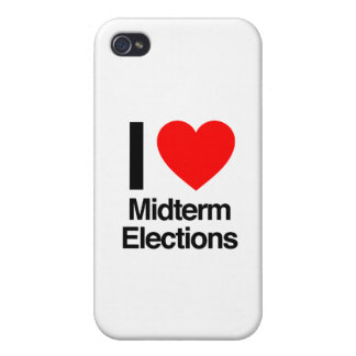 i love midterm elections iPhone 4 cases