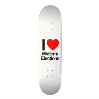 i love midterm elections skate deck