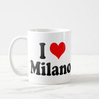 I Love Milano, Italy Coffee Mug