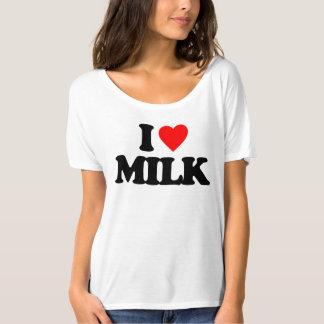 I LOVE MILK TSHIRT
