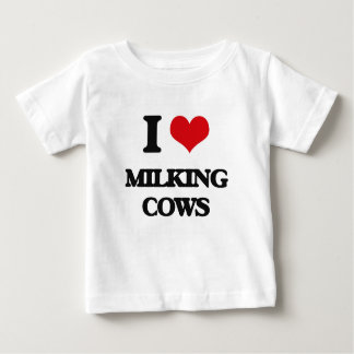 I love Milking Cows Shirts