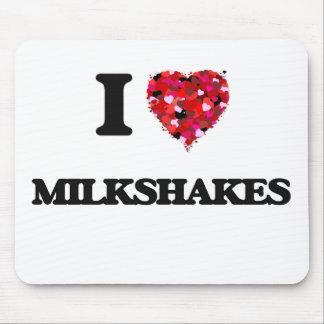 I love Milkshakes Mouse Pad