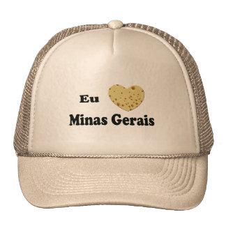I LOVE MINAS GERAIS CAP