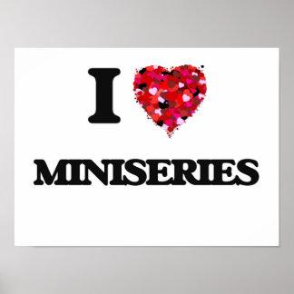 I Love Miniseries Poster