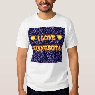 I love minnesota t-shirts