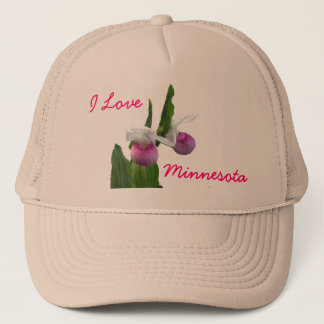 I Love, Minnesota Trucker Hat