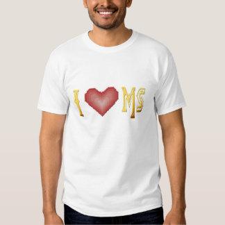 I LOVE MISSISSIPPI T-Shirt