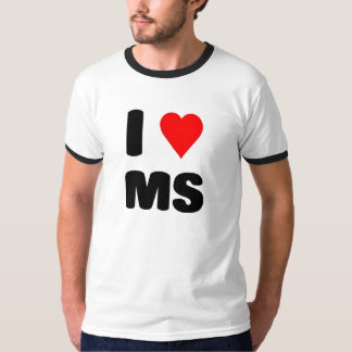 I love Mississippi T-shirt