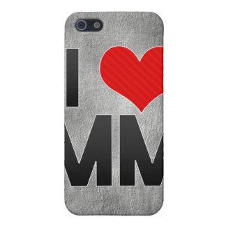 I Love MM iPhone 5 Case