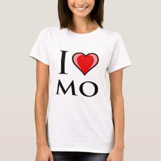 I Love MO - Missouri T-Shirt