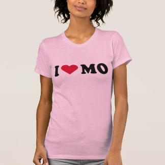 I LOVE MO SHIRTS